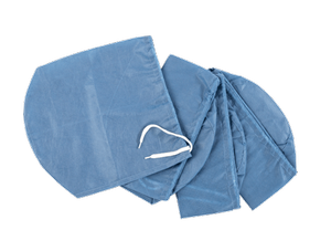 Cylinder - Disposable Perineal Post Pad Covers